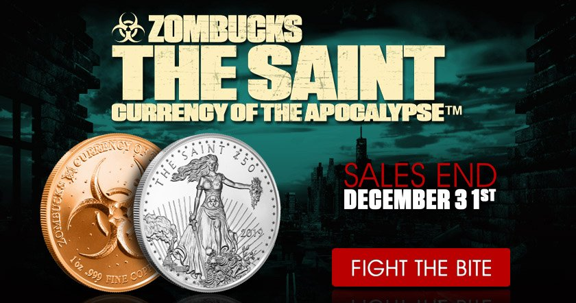 Zombucks - The Saint